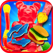Gummy Candy Maker - Kids Gummy Worms & Candy FREE