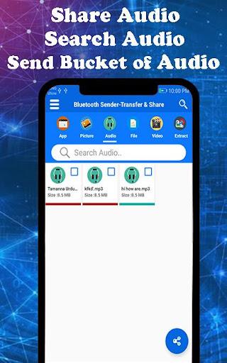 Download Bluetooth Sender - Transfer & Share on PC & Mac