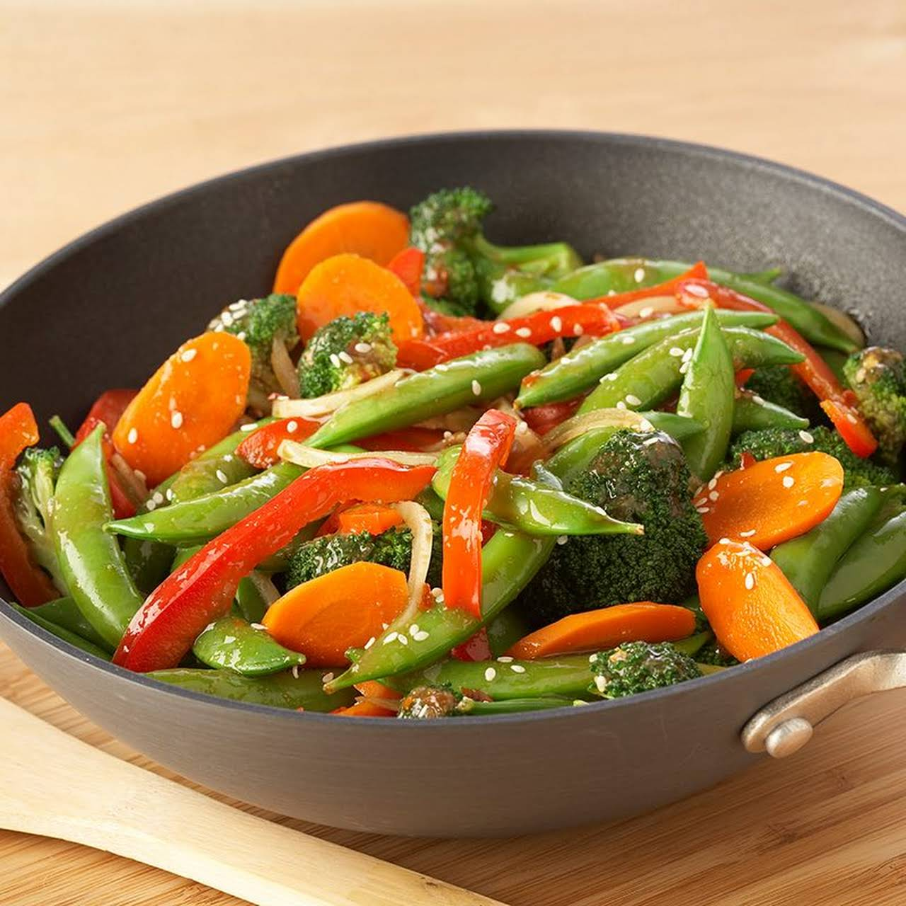 Stir Fry Vegetables Recipe Yummly