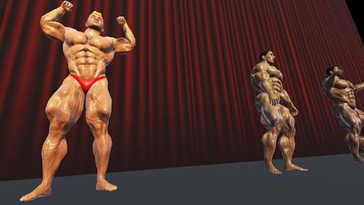 Code Triche Iron Muscle - Be the champion /Bodybulding Workout APK MOD screenshots 5