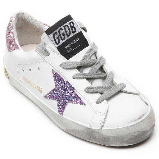 Thumbnail images of Golden Goose Deluxe Brand Superstar Lace Up Trainer