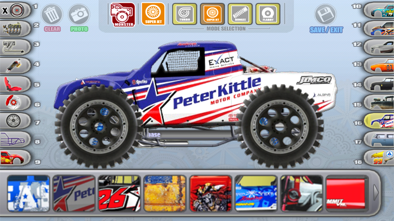 Monster Truck Factory Android Apps On Google Play