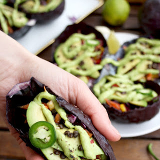 Mexican Raw Vegan Bowls with Guacamole