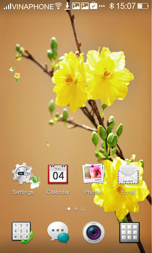 Flowers Live Wallpaper Very Beautiful