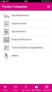 e-Krushika - The Agriculture App - náhled