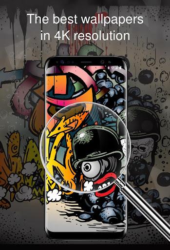 Graffiti Wallpapers 1.0.12 screenshots 3