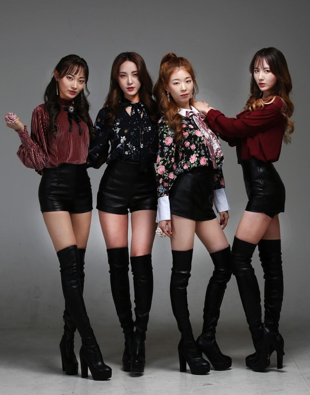 various kpop