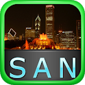 San Diego Offline Travel Guide icon