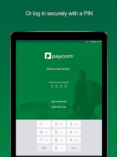 Download Paycom For PC