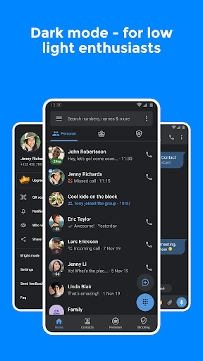 Truecaller: Caller ID, block robocalls & spam SMS