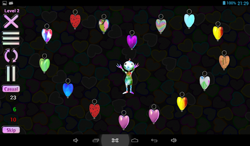 Screenshot for Alien Affection in United States Play Store