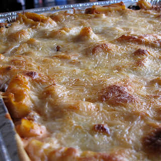 Baked Ziti For a Crowd.