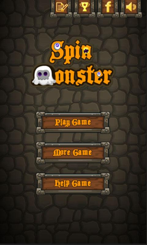 Spin Monster- screenshot