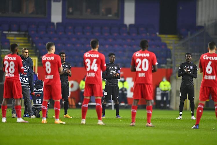 """Le CEO du Standard de Liège évoque les huis-clos et le dernier Clasico : """"L'impact des supporters nous manque"""""""