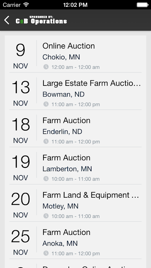 Farm Forum Agriculture News- screenshot