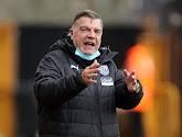 Sam Allardyce explique pourquoi il quitte déjà West Bromwich Albion