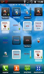 3C Battery Monitor Widget 4.0.8a (Pro) (Mod)