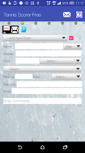 Tennis Stats Scorer free- screenshot thumbnail