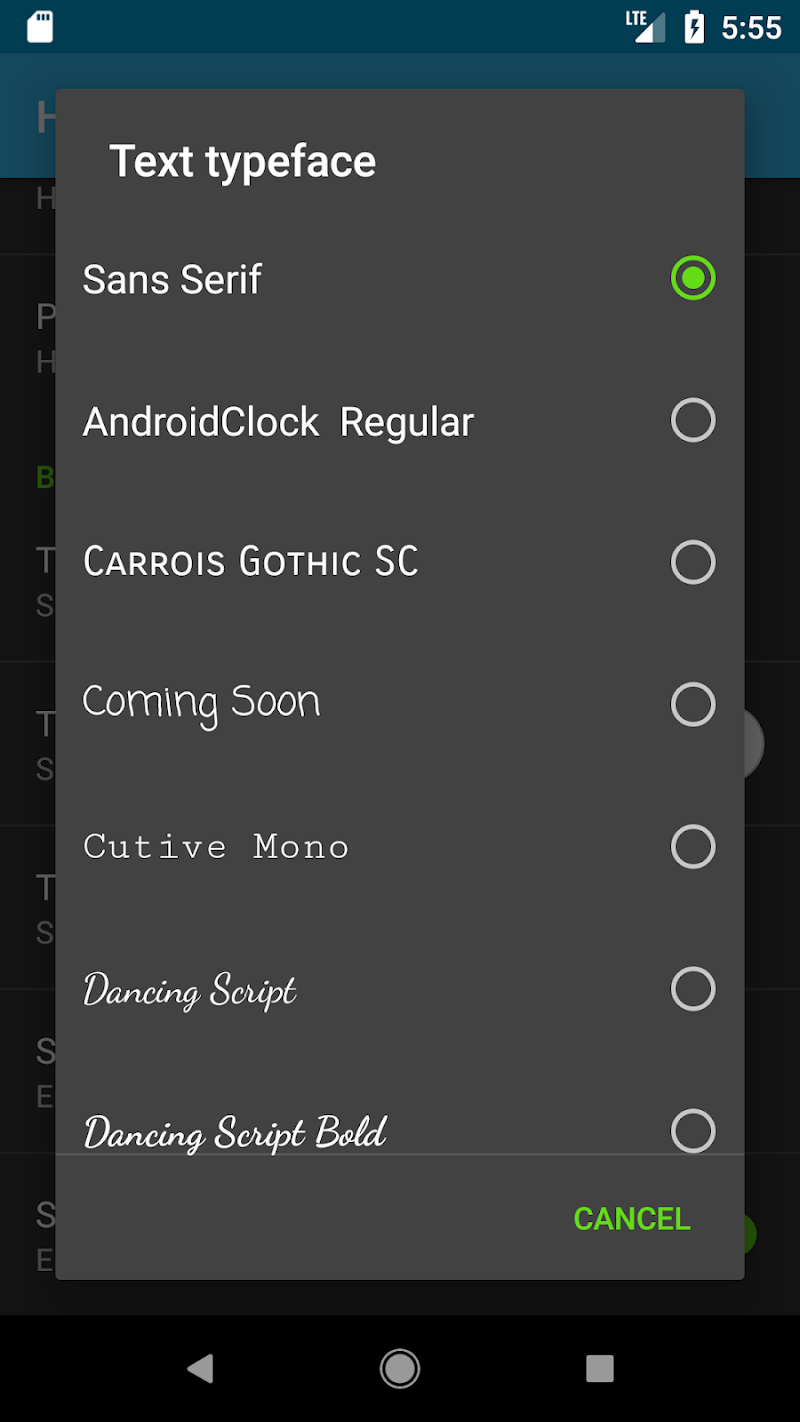 Turbo Launcher® 2018🚀 Screenshot 5
