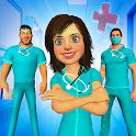 Real Hospital Games Virtual Simulator: Dream Doc icon