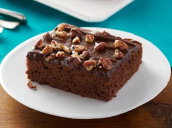 Mocha Almond Cake... Recipe