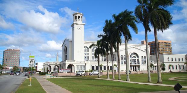 Đảo Guam, mục tiêu của những đe dọa của Bắc Hàn, có đa phần dân số là người Công giáo