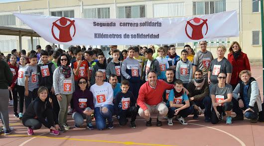 Carrera Solidaria del IES El Alquián