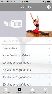 YogaByCandace Official App- screenshot thumbnail
