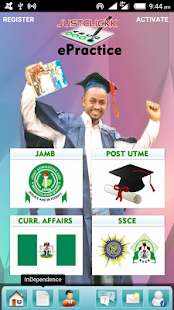 [Download JAMB CBT PRACTICE 2017 for PC] Screenshot 1