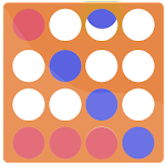 Four in a row board Icon