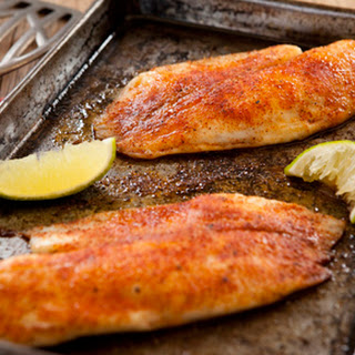 Healthy Baked Tilapia Recipes