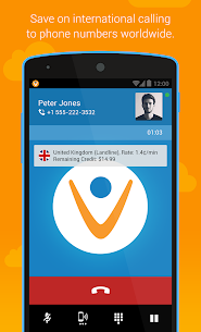 Vonage Mobile® Call Video Text 4