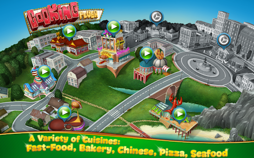 Cooking Fever screenshot 8
