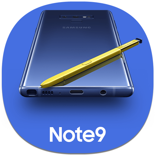 Launcher Theme for Note 9 - Galaxy Note 9 Theme app (apk