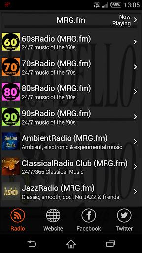 MRG.fm Radio
