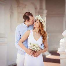 Wedding photographer Yuliana Vorobeva (JuliaNika). Photo of 11.06.2014