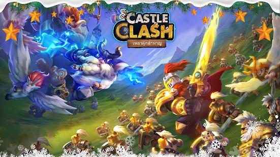 Castle Clash: เหล่าผู้กล้าหาญ - náhled
