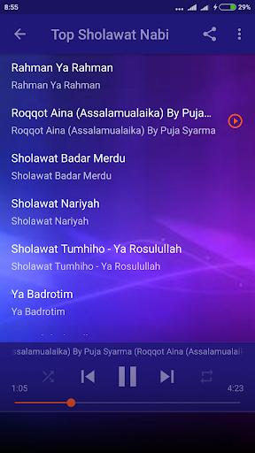 Lagu Sholawat Terbaru 2018 Offline 1.0 screenshots 2