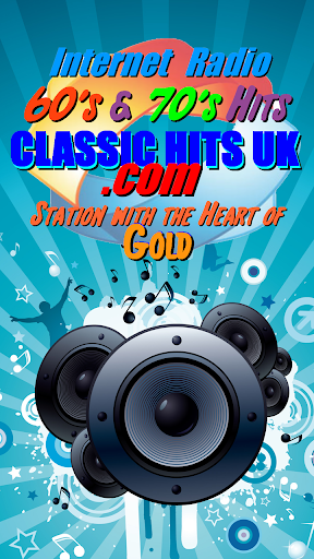 Classic Hits UK Radio Station