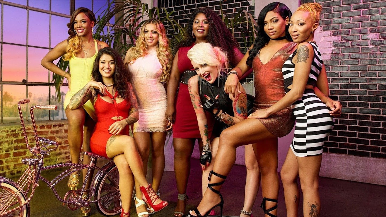 Bad Girls Club: East Meets West
