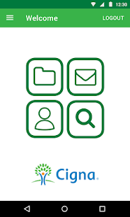 Cigna Envoy- screenshot thumbnail