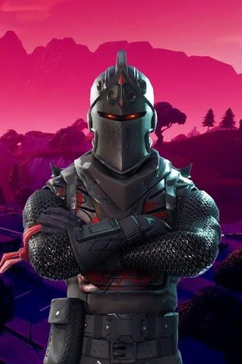 Fortnite Black Knight Wallpaper Hd