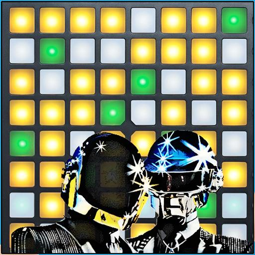 Daft Punk Launchpad
