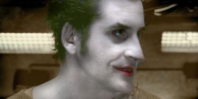 Joker Rolünün Kıyısından Dönen 10 Ünlü Aktör - Lachy Hulme
