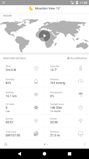 Weather Mate (Weather M8) 1.3.1 screenshots 4