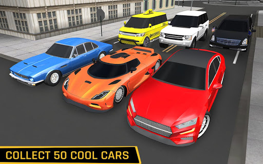 City Taxi Driving: Fun 3D Car Driver Simulator screenshots 6