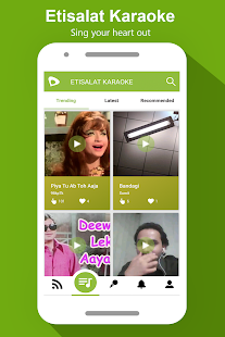 Etisalat Karaoke- screenshot thumbnail