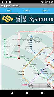 Singapore MRT and LRT Pro - náhled