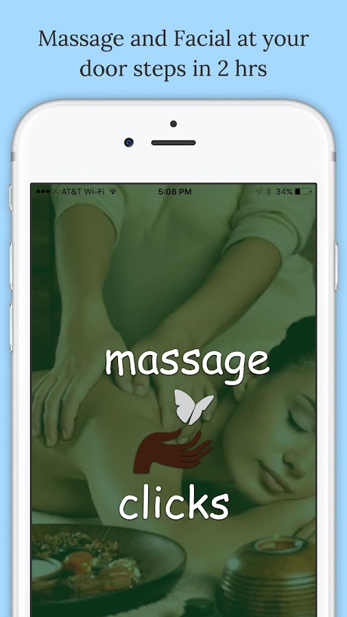 Massage Clicks -Mobile Massage- screenshot