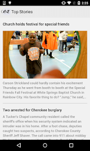 The Gadsden Times, AL- screenshot thumbnail